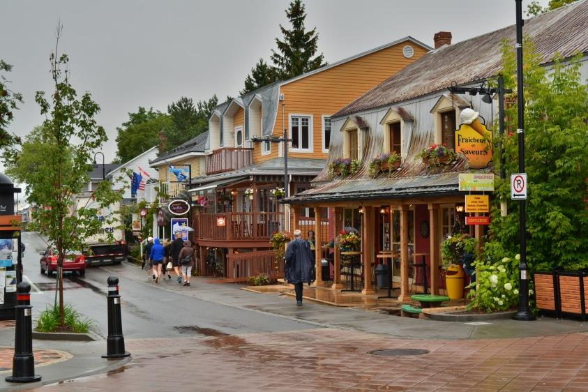 Village des artistes Baie St Paul